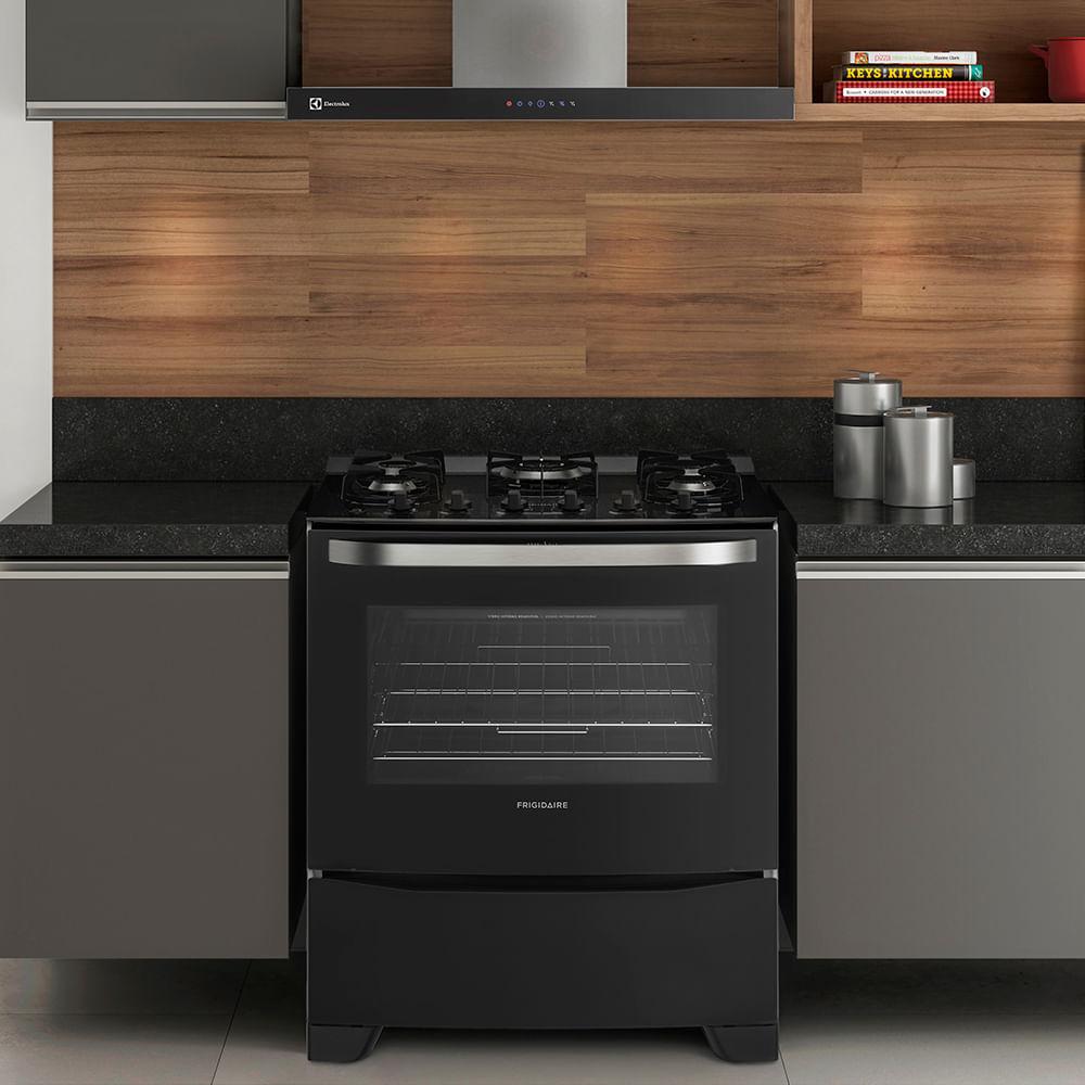 "Frigidaire Cocina de gas 30"" con mesa de vidrio (FKGV30T0BBSUG) - p -  frigidaire - esp - mob"