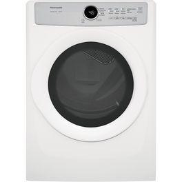 Electric-Dryer-21kg-_EFDE317TIW_Front_Frigidaire_English